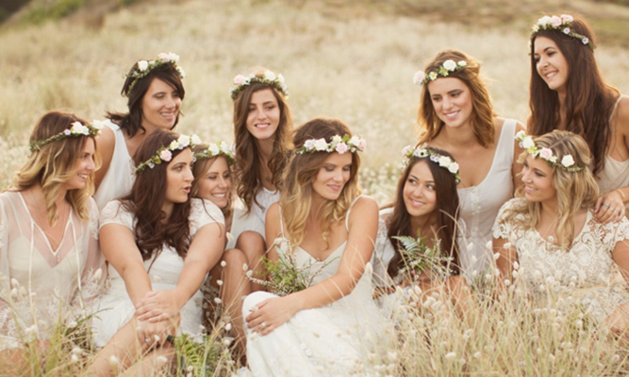 The best bridesmaid dresses in la ombrellifo Gallery