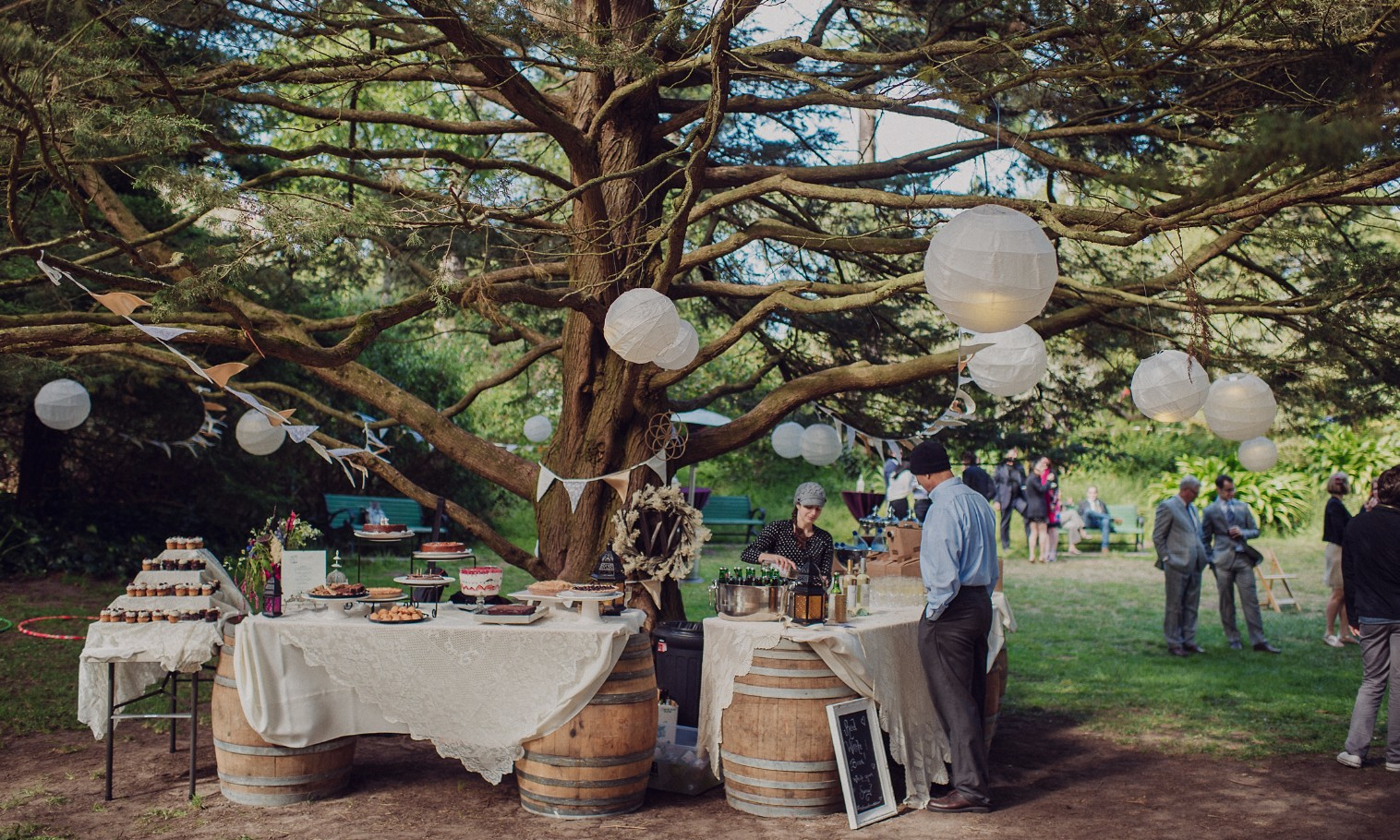 The Best Outdoor Wedding Venues In San Francisco